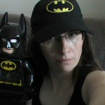Kari with BATMAN
